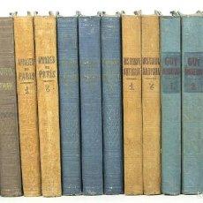 Libros antiguos: 7509 - LIBRERIA ESPAÑOLA. 17 VOLÚMENES(VER DESCRIP). VV. AA. 1857-1858.. Lote 56735011