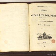 Libros antiguos: 7541 - EDITORES GASPAR Y ROIG. 3 TOMOS EN 1 VOLUM(VER DESCRIP). VV. AA. 1851.. Lote 56940329