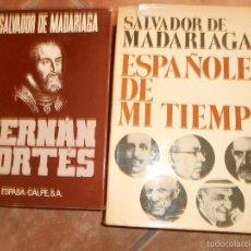 Alte Bücher - Lote de 4 libros magníficos de historia. - 57703317