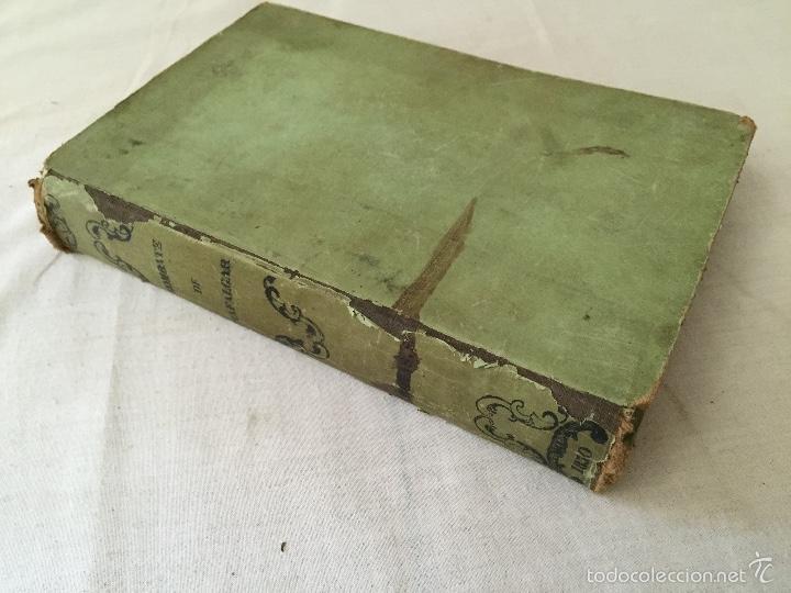 COMBATE DE TRAFALGAR, (CON PLANO) MADRID 1850, POR D.MANUEL MARLIANI (Libros antiguos (hasta 1936), raros y curiosos - Historia Moderna)