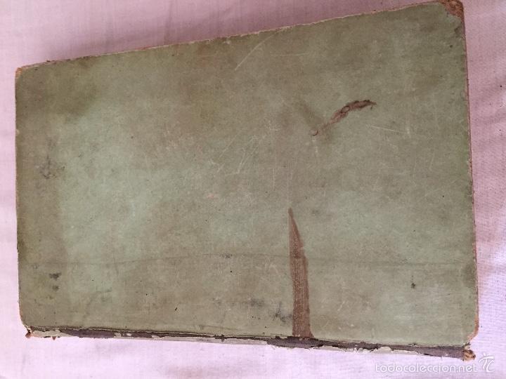 Libros antiguos: COMBATE DE TRAFALGAR, (CON PLANO) MADRID 1850, POR D.MANUEL MARLIANI - Foto 3 - 57727630