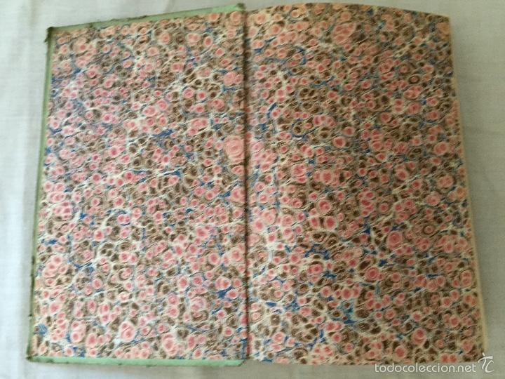 Libros antiguos: COMBATE DE TRAFALGAR, (CON PLANO) MADRID 1850, POR D.MANUEL MARLIANI - Foto 5 - 57727630