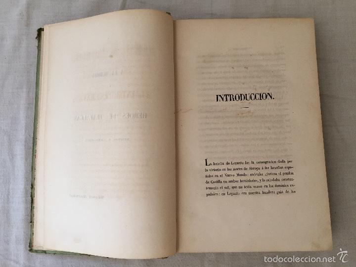 Libros antiguos: COMBATE DE TRAFALGAR, (CON PLANO) MADRID 1850, POR D.MANUEL MARLIANI - Foto 10 - 57727630