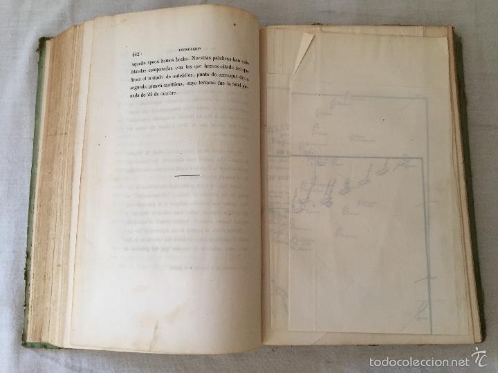 Libros antiguos: COMBATE DE TRAFALGAR, (CON PLANO) MADRID 1850, POR D.MANUEL MARLIANI - Foto 12 - 57727630