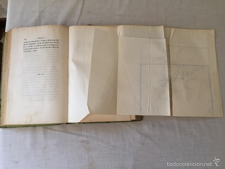 Libros antiguos: COMBATE DE TRAFALGAR, (CON PLANO) MADRID 1850, POR D.MANUEL MARLIANI - Foto 13 - 57727630