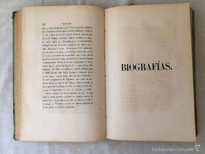 Libros antiguos: COMBATE DE TRAFALGAR, (CON PLANO) MADRID 1850, POR D.MANUEL MARLIANI - Foto 16 - 57727630