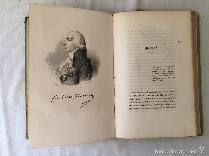 Libros antiguos: COMBATE DE TRAFALGAR, (CON PLANO) MADRID 1850, POR D.MANUEL MARLIANI - Foto 17 - 57727630
