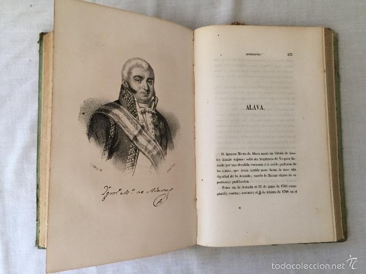 Libros antiguos: COMBATE DE TRAFALGAR, (CON PLANO) MADRID 1850, POR D.MANUEL MARLIANI - Foto 18 - 57727630