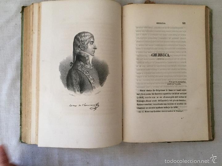 Libros antiguos: COMBATE DE TRAFALGAR, (CON PLANO) MADRID 1850, POR D.MANUEL MARLIANI - Foto 20 - 57727630