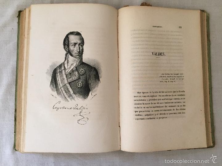 Libros antiguos: COMBATE DE TRAFALGAR, (CON PLANO) MADRID 1850, POR D.MANUEL MARLIANI - Foto 21 - 57727630