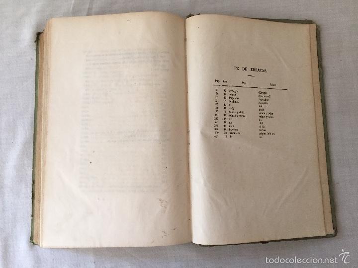 Libros antiguos: COMBATE DE TRAFALGAR, (CON PLANO) MADRID 1850, POR D.MANUEL MARLIANI - Foto 25 - 57727630