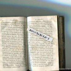 Libros antiguos: LIBRO 1823 FUENGIROLA MIJAS ANTEQUERA GRANDA TOLEDO TOROS BOLEROS FANDANGO SEGOVIA BURGOS . Lote 58483972
