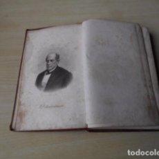 Libros antiguos: FACUNDO; Ó CIVILIZACIÓN I BARBARIE EN LAS PAMPAS ARJENTINAS 1868 SARMIENTO CON RETRATO.. Lote 62532392