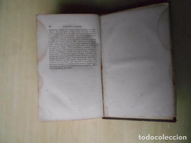 Libros antiguos: Facundo; ó Civilización i Barbarie en las Pampas Arjentinas 1868 Sarmiento con retrato. - Foto 10 - 62532392