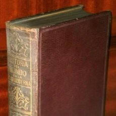 Libros antiguos: HISTORIA DEL MUNDO EN LA EDAD MODERNA / TOMO XVI NAPOLEÓN POR EDUARDO IBARRA DE ED RAMÓN SOPENA 1913. Lote 70085865