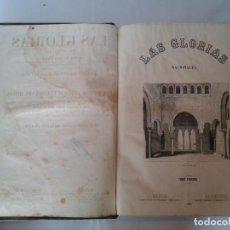 Libros antiguos: LAS GLORIAS NACIONALES - AUTOR: MANUEL ORTIZ DE LA VEGA - TOMO 3º - 1853. Lote 51029798