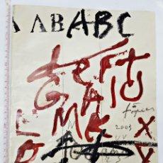 Libros antiguos: LIBRO CONMEMORATIVO DEL PRIMER ANIVERSARIO DEL ABC. Lote 70435789