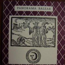 Libros antiguos: LA LUNA Y SUS INFLUENCIAS. ANTONIO GALMÉS. PANORAMA BALEAR 130. MALLORCA.. Lote 71183913