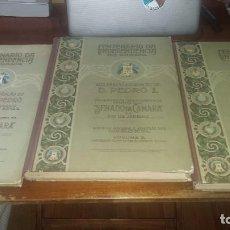 Libros antiguos: ACLAMAÇÃO E CORÔAÇÃO DO PRINCIPE D. PEDRO I IMPERADOR CONSTITUCIONAL DO BRASIL. FAC-SIMILES(1922). Lote 71922759