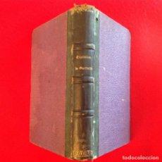 Libros antiguos: CUATRO MESES DE LA EXPEDICIÓN DE GARIBALDI EN SICILIA Y EN ITALIA, DE DURAND BRAGER, PARÍS 1861. Lote 72004895