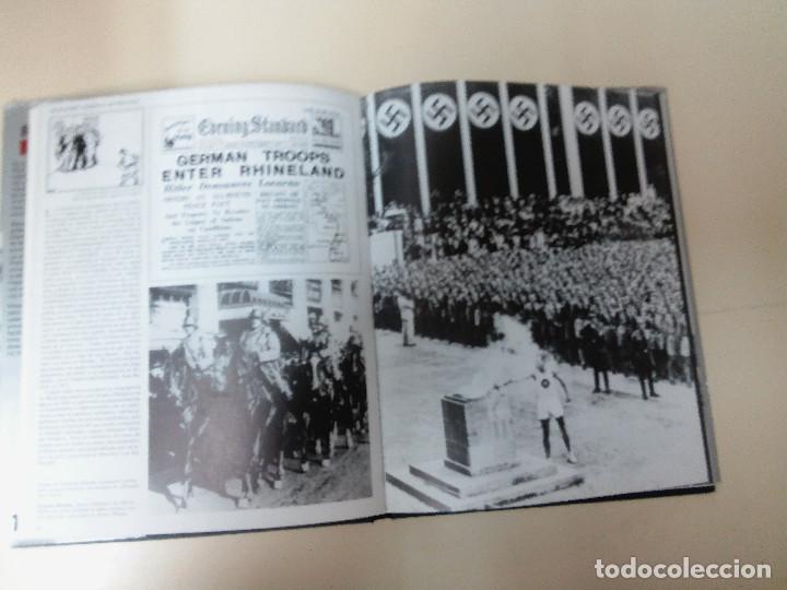 Libros antiguos: LA HISTORIA EN PRIMERA PLANA-HAROLD EVANS-EDITA TECHNIPRESS-1984-TAPA DURA-SOBRECUBIERTA - Foto 2 - 73174743