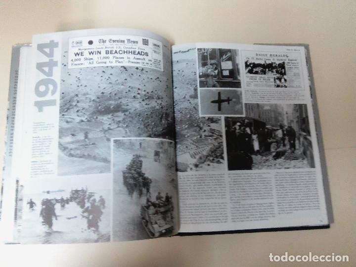 Libros antiguos: LA HISTORIA EN PRIMERA PLANA-HAROLD EVANS-EDITA TECHNIPRESS-1984-TAPA DURA-SOBRECUBIERTA - Foto 6 - 73174743