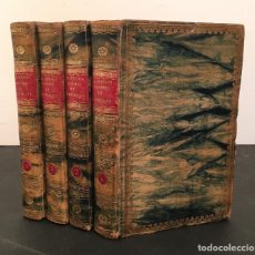 Old books - 1828 ENCUADERNACION ORIGINAL - MEXICO William ROBERTSON - Historie de l'Amérique - Historia America - 74387623