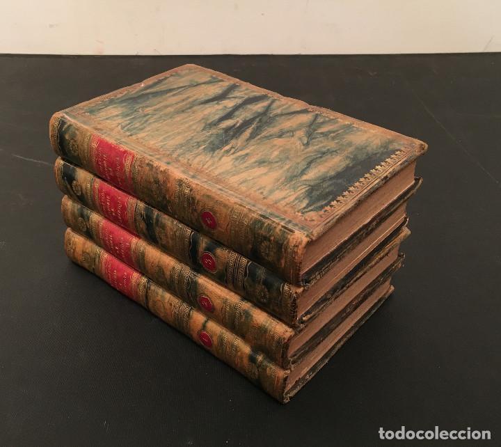 Libros antiguos: 1828 ENCUADERNACION ORIGINAL - MEXICO William ROBERTSON - Historie de l'Amérique - Historia America - Foto 4 - 74387623