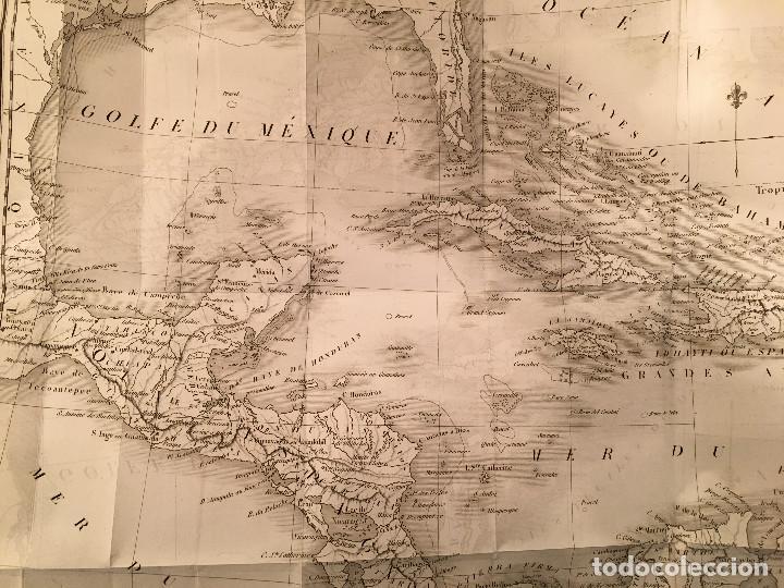 Libros antiguos: 1828 ENCUADERNACION ORIGINAL - MEXICO William ROBERTSON - Historie de l'Amérique - Historia America - Foto 13 - 74387623