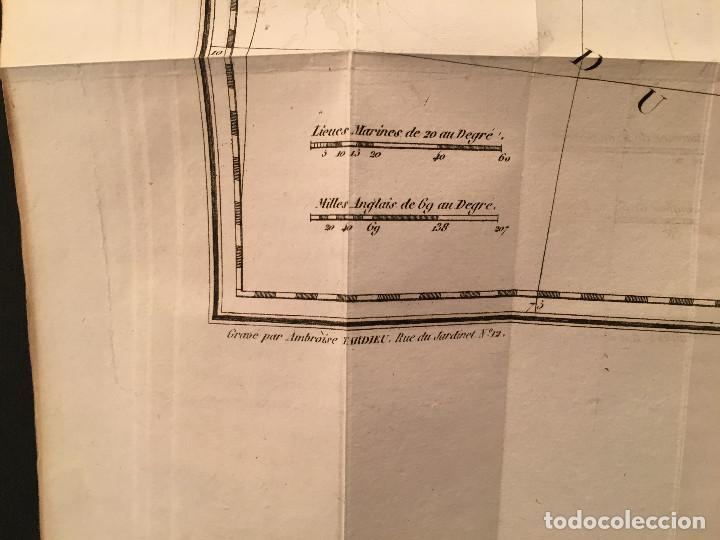 Libros antiguos: 1828 ENCUADERNACION ORIGINAL - MEXICO William ROBERTSON - Historie de l'Amérique - Historia America - Foto 14 - 74387623