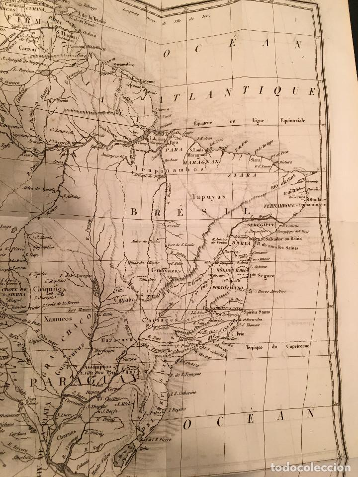 Libros antiguos: 1828 ENCUADERNACION ORIGINAL - MEXICO William ROBERTSON - Historie de l'Amérique - Historia America - Foto 21 - 74387623