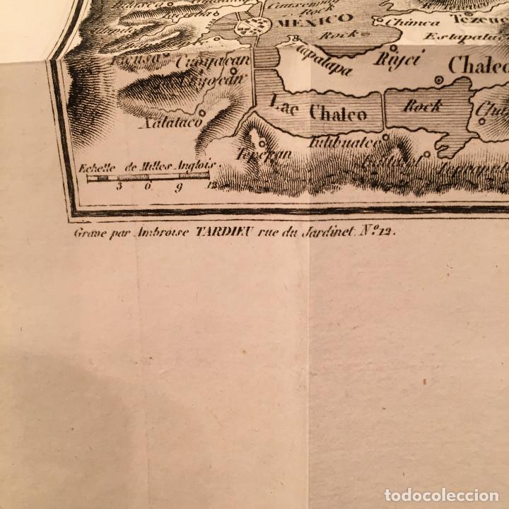 Libros antiguos: 1828 ENCUADERNACION ORIGINAL - MEXICO William ROBERTSON - Historie de l'Amérique - Historia America - Foto 36 - 74387623