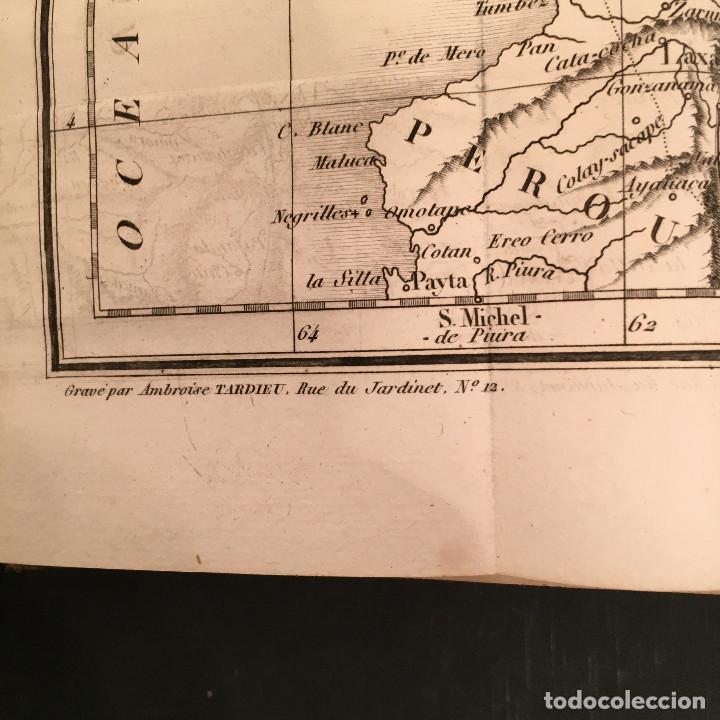 Libros antiguos: 1828 ENCUADERNACION ORIGINAL - MEXICO William ROBERTSON - Historie de l'Amérique - Historia America - Foto 43 - 74387623