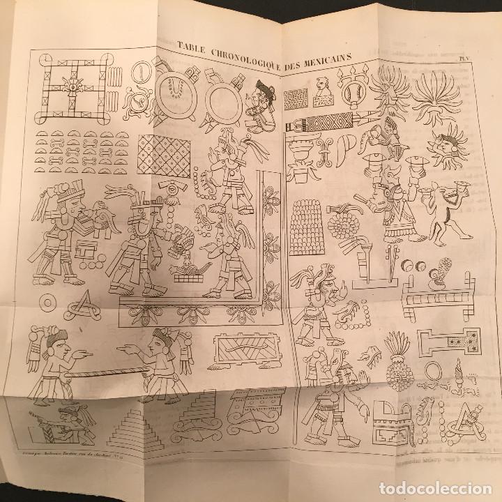 Libros antiguos: 1828 ENCUADERNACION ORIGINAL - MEXICO William ROBERTSON - Historie de l'Amérique - Historia America - Foto 46 - 74387623