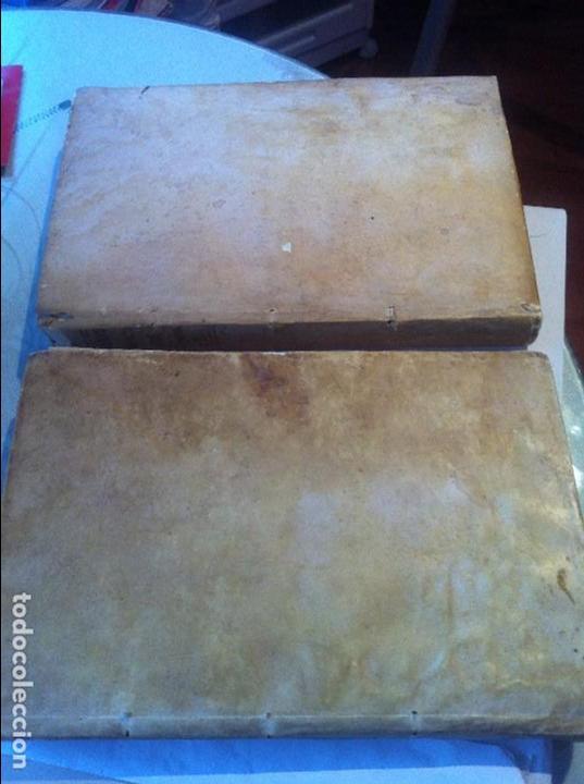 Libros antiguos: Monarquia de España de Pedro Salazar de Mendoza 2 Tomos Madrid 1770 - Foto 6 - 74572407