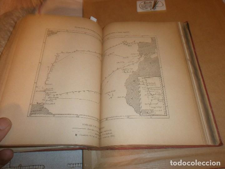 Libros antiguos: El Combate de Trafalgar P. Alcala Galiano Tomo I Madrid 1909 Imprenta del deposito Hidrografico - Foto 8 - 75141647