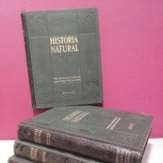 Libros antiguos: HISTORIA NATURAL.VIDA DE LOS ANIMALES,DE LAS PLANTAS Y DE LA TIERRA. Lote 75632842