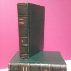 Libros antiguos: FRANCIA Y PRUSIA. CRÓNICA DE LA GUERRA EN 1870. CON 61 LÁMINAS Y MAPAS DESPLEGABLES.. Lote 75721209