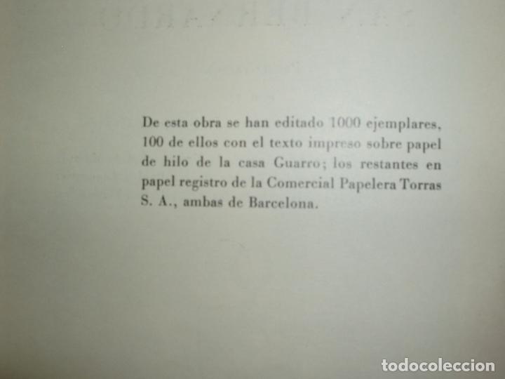 Libros antiguos: ICONOGRAFIA ESPAÑOLA DE SAN BERNARDO, RAFAEL M. DURÁN. 1953. 100 LAMINAS. - Foto 3 - 79054957