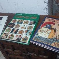 Libros antiguos: LOTE COMPUESTO POR TRES LIBROS. Lote 79652473