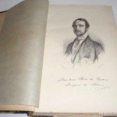 Libros antiguos: TRAFALGAR. 1850.MARLIANI. A LA MEMORIA DE LOS HÉROES DE TRAFALGAR. INCLUYE GRABADO Y PLANO DE BUQUES. Lote 79928869
