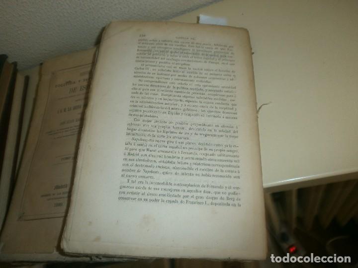 Libros antiguos: Historia Politica y parlamentaria de España desde los tiempos más remotos hasta nuestros días 1860 - Foto 3 - 85416952