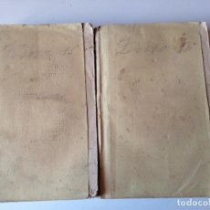 Libros antiguos: TOMO XIII Y XIV HISTORIA GENERAL DE ESPAÑA (MODESTO LAFUENTE) 1854. Lote 85629016