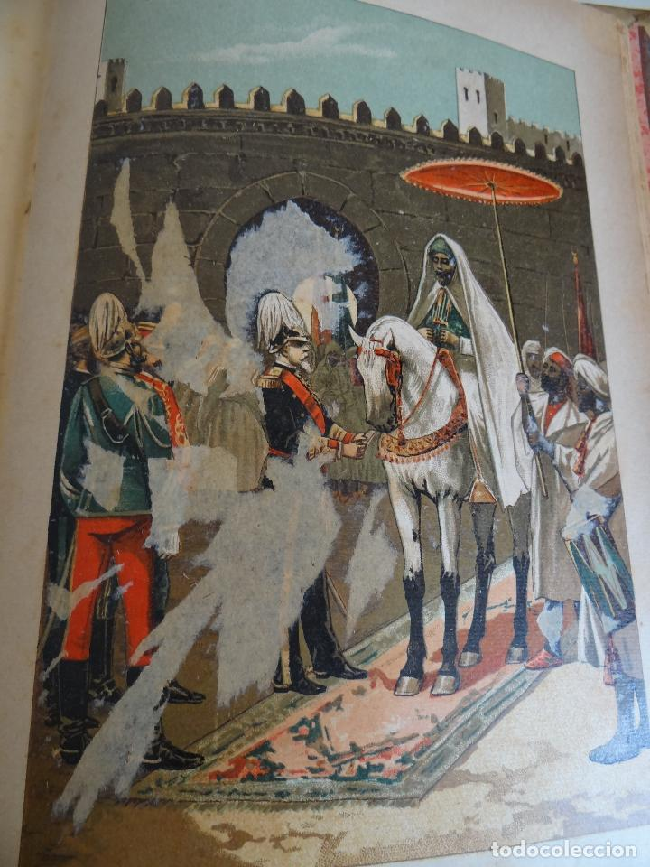 Libros antiguos: HISTORIA CRÍTICA DE LA RESTAURACIÓN BORBÓNICA EN ESPAÑA. NOGUES. 1895-1897. 3 TOMOS. COMPLETA - Foto 18 - 87010004