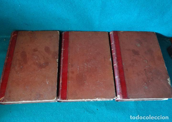 Libros antiguos: HISTORIA CRÍTICA DE LA RESTAURACIÓN BORBÓNICA EN ESPAÑA. NOGUES. 1895-1897. 3 TOMOS. COMPLETA - Foto 20 - 87010004
