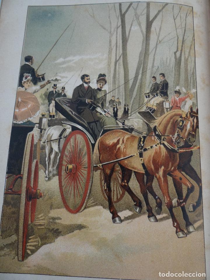Libros antiguos: HISTORIA CRÍTICA DE LA RESTAURACIÓN BORBÓNICA EN ESPAÑA. NOGUES. 1895-1897. 3 TOMOS. COMPLETA - Foto 15 - 87090452