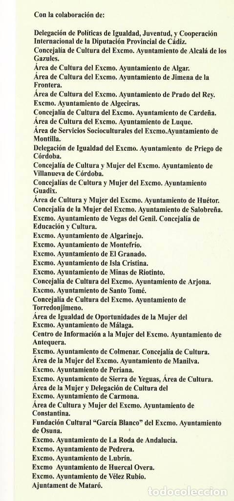 Libros antiguos: LIBRO UNA ANDALUCÍA LEJANA HOMENAJE A LA MUJER ANDALUZA POR FRANCISCO TORRES MUÑOZ. SIERRA DE YEGUAS - Foto 4 - 87422372
