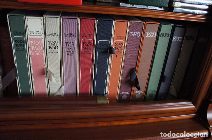 ENCICLOPEDIA-IMAGENES-Y-RECUERDOS-DE-DIFUSORA-INTERNACIONAL-11-TOMOS-IMPECABLE ENCICLOPEDIA-IMAGEN (Libros antiguos (hasta 1936), raros y curiosos - Historia Moderna)