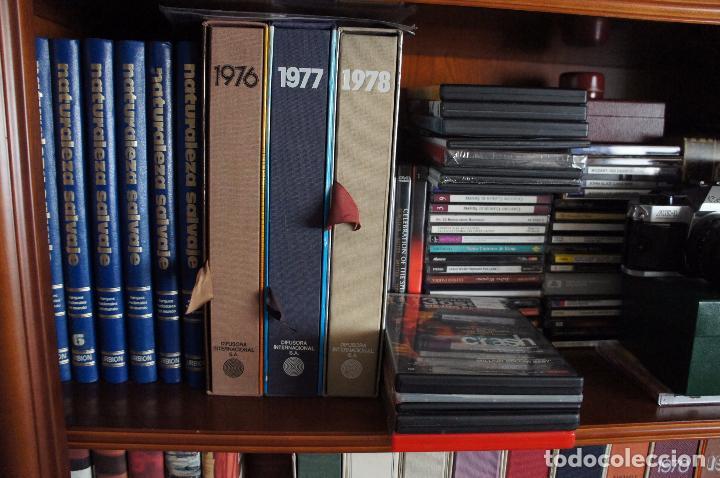 Libros antiguos: ENCICLOPEDIA-IMAGENES-Y-RECUERDOS-de-DIFUSORA-INTERNACIONAL-11-TOMOS-IMPECABLE ENCICLOPEDIA-IMAGEN - Foto 3 - 87507868