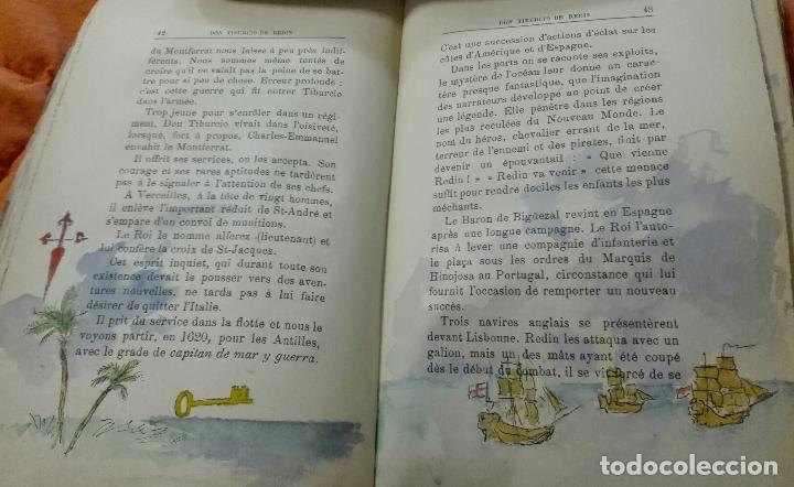Libros antiguos: Don Tiburcio de Redín. 1927. Ilustrado a mano - Foto 5 - 87570524